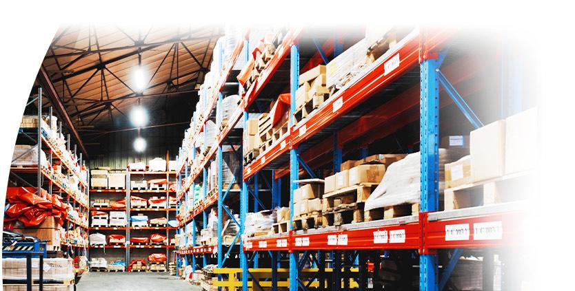 Notre emplacement et nos bâtiments permettent d'adapter les livraisons de composants et de pièces décolletées selon vos besoins courants.