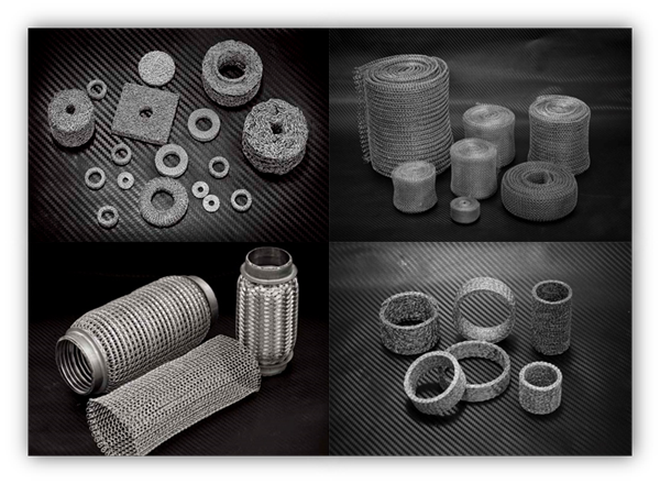 filtres tamis métalliques